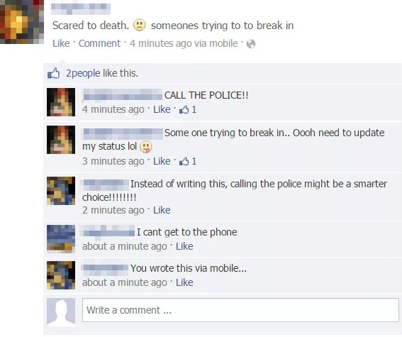 12 people who lied and promptly got called out
