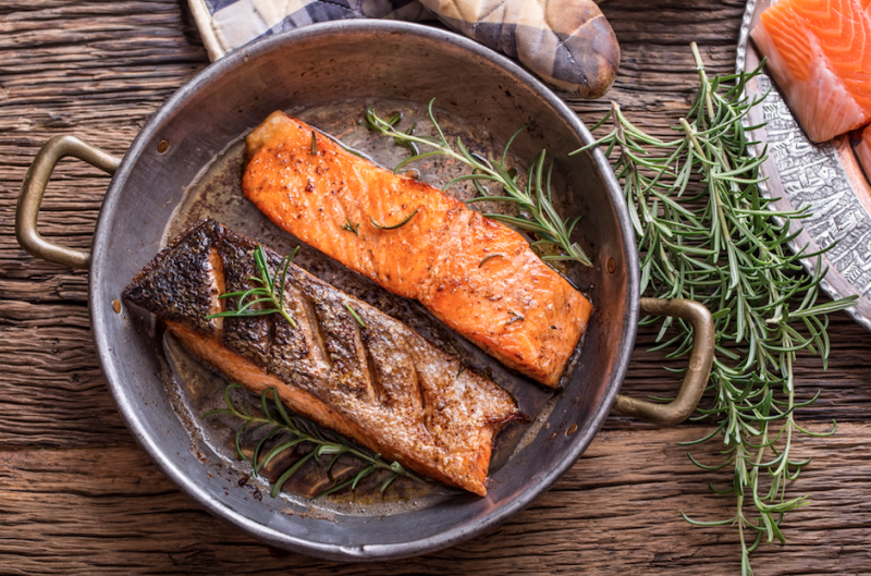 farmed salmon is one of the most toxic foods
