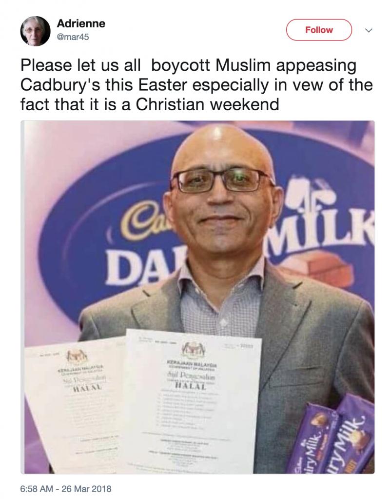 cadbury uk