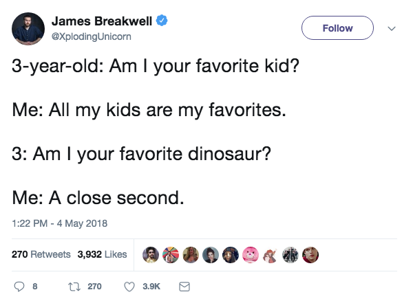 comedy writer James Breakwell
