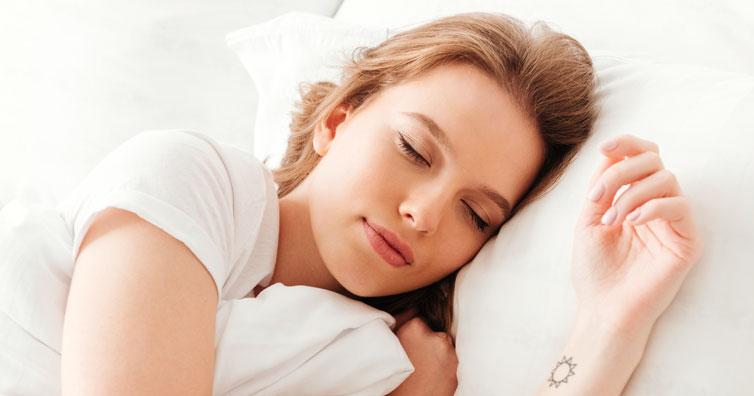 sleeping more on weekends