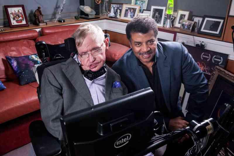 Hawking warned