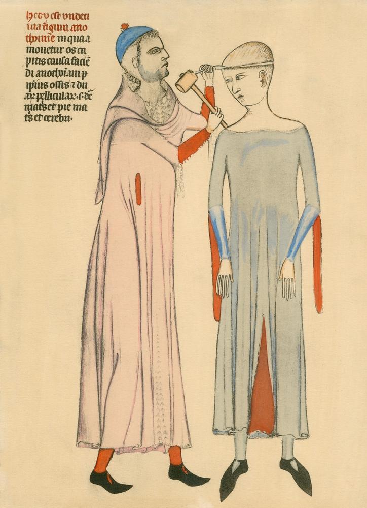 medieval doctors