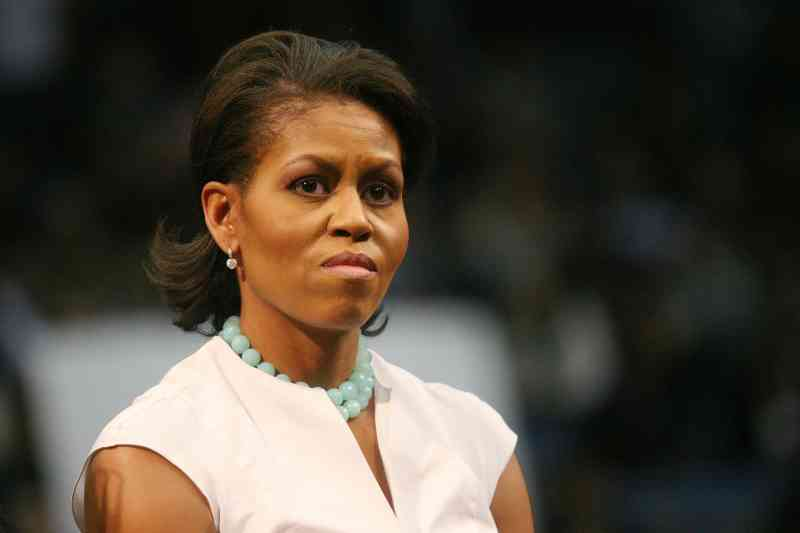 prince harry disappointed michelle obama