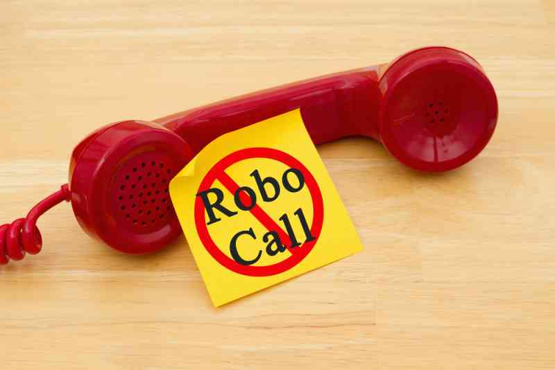 against robocallers