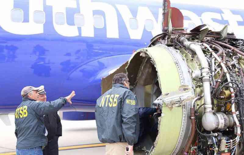 Southwest flight 1380